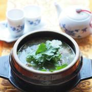 圧力鍋で作るテールスープ