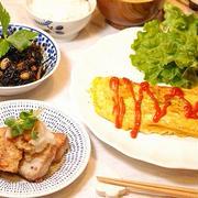 190円*お魚ステーキ定食