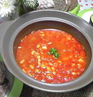 Vegan♪~豆のスープ
