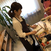 「月に一度の世界スパ&ホテル巡り」のCielさんにお料理の個人レッスンをさせて頂きました!