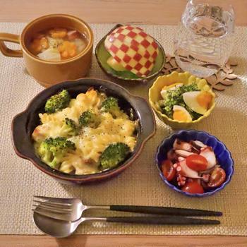 242.【レシピ】マカロニグラタン