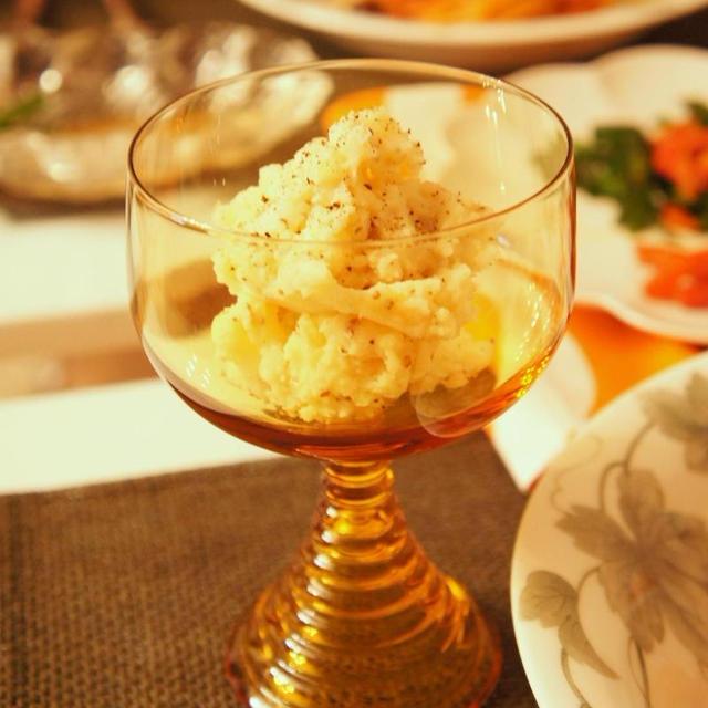 ★ポテサラを美味しく仕上げる小技