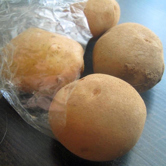 小さなジャガイモには『毒』がある!?