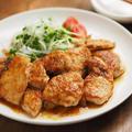 鶏むね肉のレモンステーキ by 筋肉料理人さん