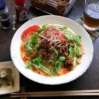 【冷し坦々麺】