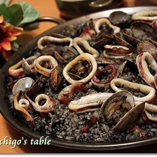 Spanish dinner♪