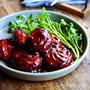 ♡水切り不要de超簡単♡ヘルシー豆腐ハンバーグ♡【#節約#ひき肉#お弁当#卵不使用】