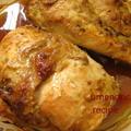 辛口カレールーとハチミツの鶏むね肉チャーシュー。°