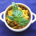 レンジで簡単カボチャのマヨケチャサラダ