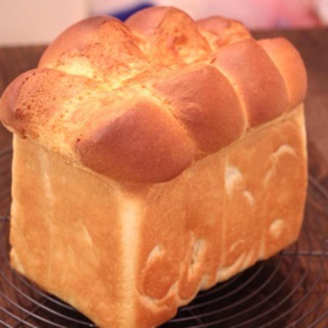 自家製パン☆ふわっふわ リッチホテルブレッド(レシピ)