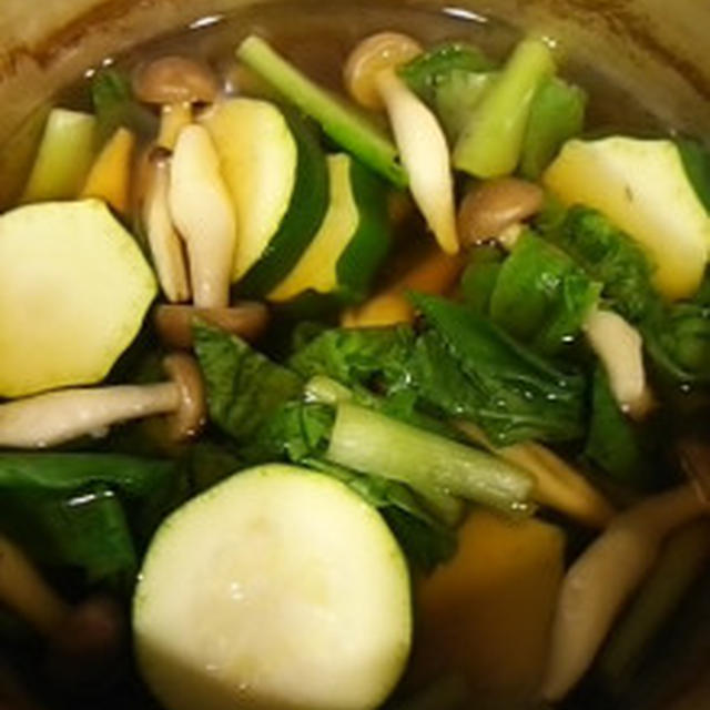 鮭と野菜の煮もの