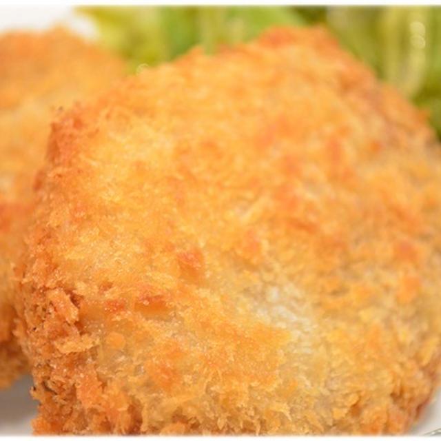 レシピ★お肉たっぷり甘~いコロッケ☆