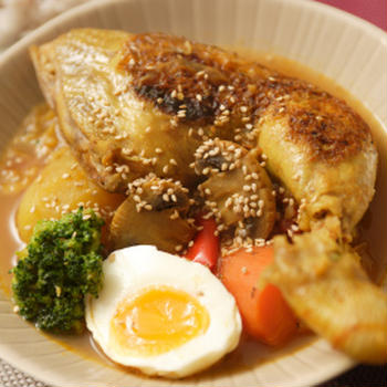 スープカレー(チキン)