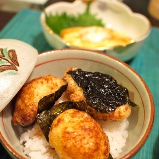土用の丑は、大和芋の蒲焼き風で!