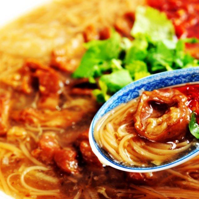 大腸麵線│豚モツトロトロ麺
