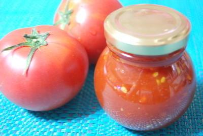 365日レシピNo.179「トマトジャム」