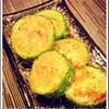 ズッキーニのパン粉焼き