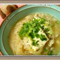 豚ばら肉と豆腐で『豚汁』玉ねぎの甘みを生かして