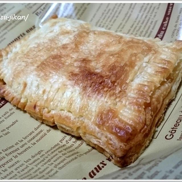 ■レシピ■オーブントースターで作る「グラタンパイ」・・と、三代目。