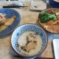 鮑粥から始まる優しい和食 (四日目朝)