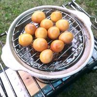 100均の土鍋で燻製
