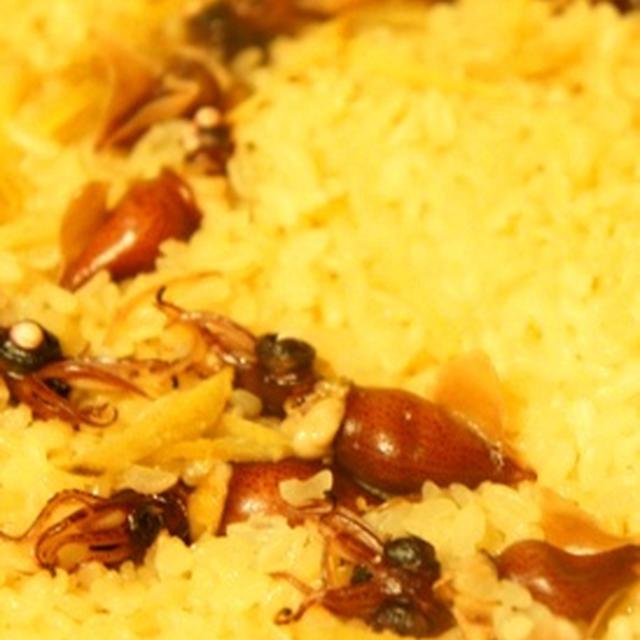土鍋で簡単、ホタルイカ飯、芝エビの塩焼きで今年もおうち居酒屋開店中。。。