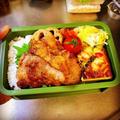 今日のお弁当(*¨̮*)