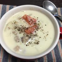 ママの白菜クリームシチュー
