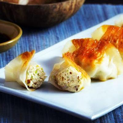 冬菇雞肉餃子│シイタケと鶏肉餃子