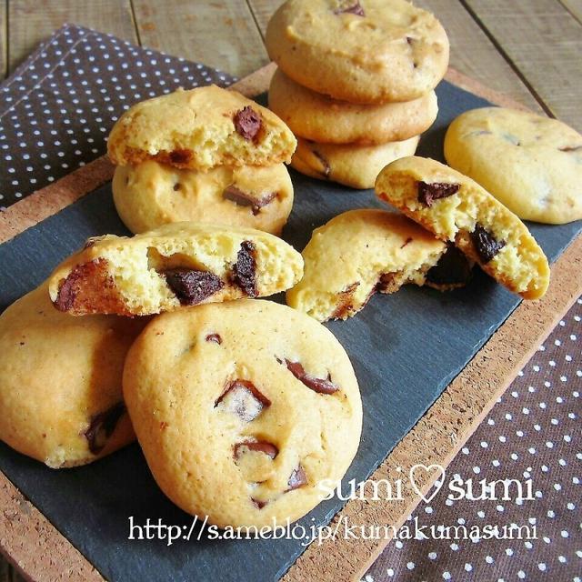 4. 【チョコレート】チョコたっぷりのソフトクッキー