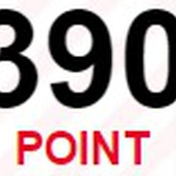 あっという間に300ポイント♪
