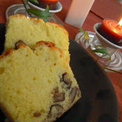 しっとりなのにほろほろ♪贅沢なカラメルマロンのパウンドケーキ