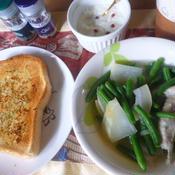 ローズマリー&ガーリックのトースト