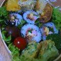 今日のお弁当♪~