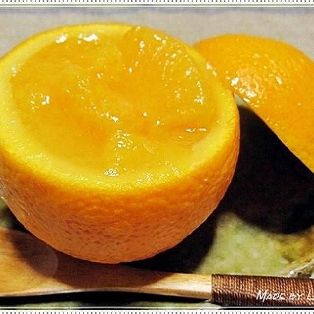 憧れの夏柑糖を作ってみました♪
