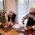 開催報告♪堺市南区開催!中学生も小学生もワクワク楽しかった♡フライパンで作る豆乳クリームパン作り