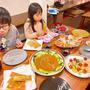 晩御飯は高級フカヒレを食べました〜!!