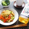 【シャキシャキたっぷり低カロリー】鶏胸肉とキャベツの生姜炒め|レシピ・作り方
