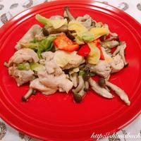 正田醤油「ベトナムヌックマム」を使って、鶏肉とキャベツのヌックマム炒め