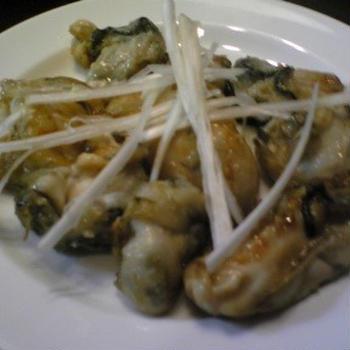(レシピ)牡蠣のオイスター炒め