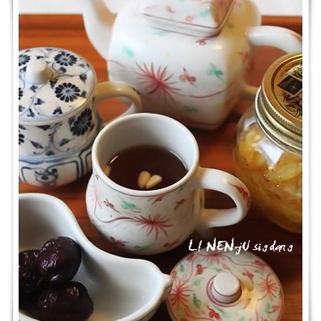 韓国茶を作ろう~♪