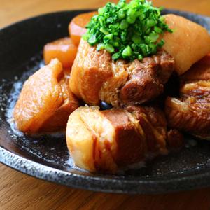 コク旨ほっこり!「豚の角煮と大根」で作るおかず5選