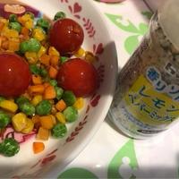 レモンペパーミックス香るベジ炒め☆レシピブログ