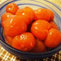 さわやかぽん酢で爽やかトマトマリネ♪