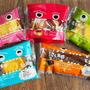 ファミマのデザートモンスター☆食感もお楽しみ
