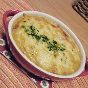 長芋ふわふわチーズ焼き
