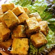 おすすめ!簡単10分漬け込みなし!高野豆腐のカレー唐揚げ。と、コレクションその1。
