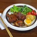 ほろほろ~♪やみつき豚肉スペアリブの甘辛醤油煮込み by KOICHIさん