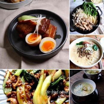 青梗菜レシピ9選♡【#簡単レシピ#青梗菜】