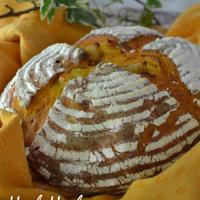♪★かぼちゃのバターミルクカンパーニュ★米粉入りでしっとり♪